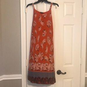 A.N.A. Sleeveless dress